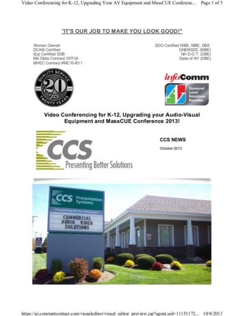 October-2013-Newsletter