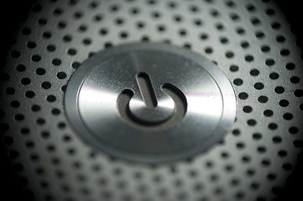 macbook pro power button