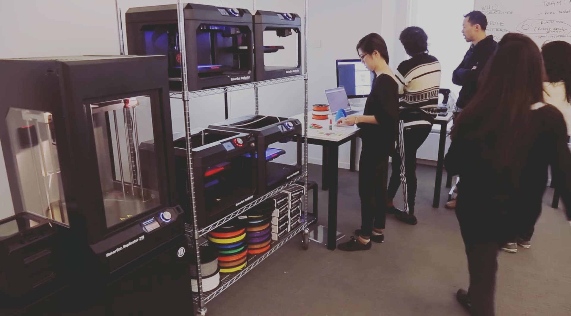 makerbot makerspace education